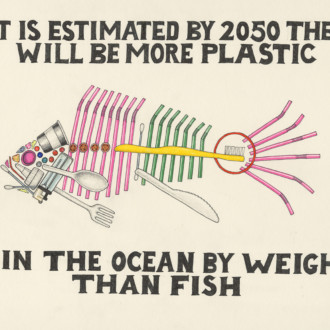 There's plenty more plastic in the sea